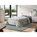 Luxusná masívna posteľ BESORA