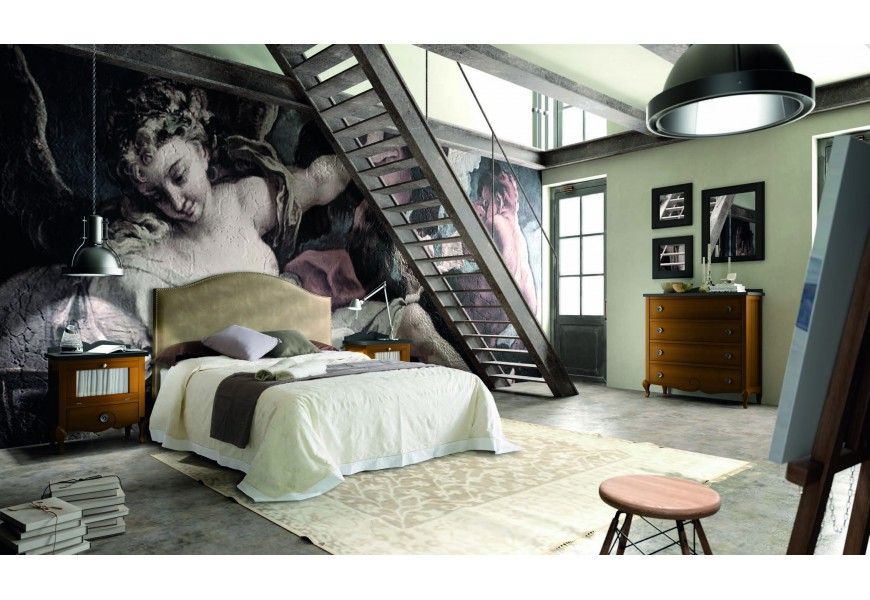 Luxusná exkluzívna spálňa VOLGA uno