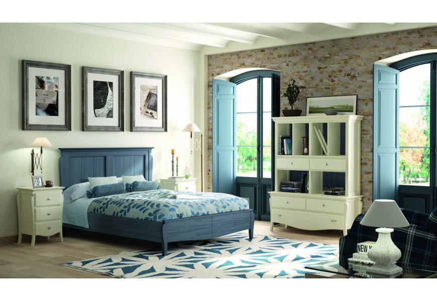 Luxusná štýlová spálňa Mediterráneo uno