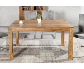 Štýlový jedálenský stôl z masívu Massive 120cm