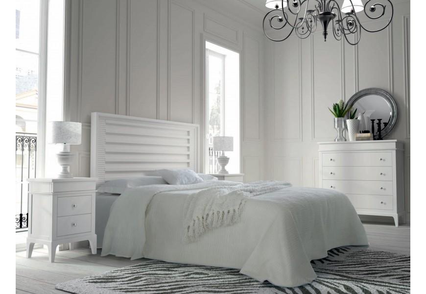 Luxusná štýlová spálňa VINTAGE dos