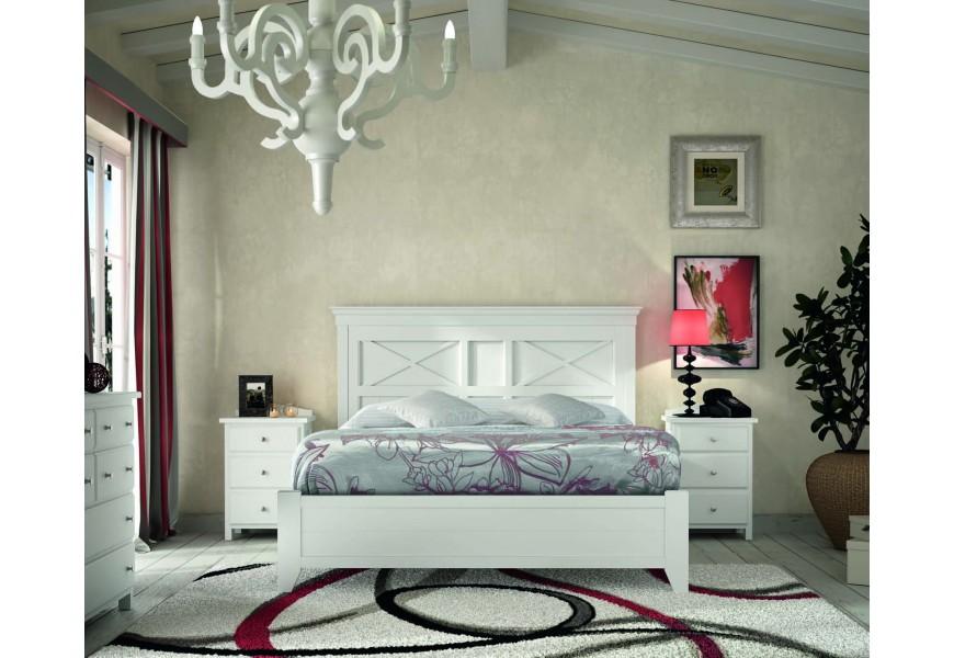 Luxusná štýlová spálňa ORIA uno