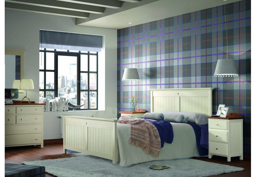 Luxusná štýlová spálňa ORIA tres
