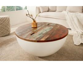 Moderný dizajnový konferenčný stolík Sevii 70cm