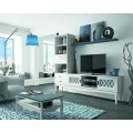Luxusná štýlová obývacia stena BASILEA UNO