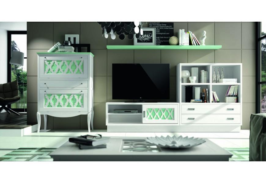 Luxusná štýlová obývacia zostava BASILEA CUATRO