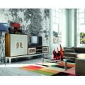 Luxusná štýlová obývacia zostava BASILEA SEIS