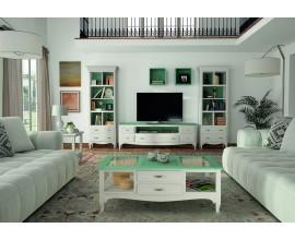 Luxusná štýlová obývacia zostava FONTANA tres