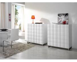 Moderná komoda Donato v bielej farbe 101cm
