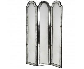 Luxusný zrkadlový paravan 201 cm