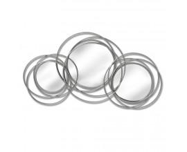 Dizajnové kovové zrkadlo Smergl Trio