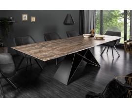 Dizajnový industriálny jedálensky stôl Copeland I 180-260 cm