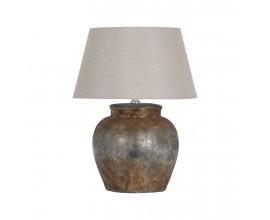 Keramická stolná lampa 40cm