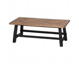 Vkusný konferenčný stolík Nyakim z masívu