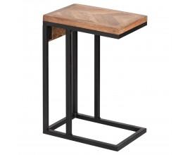Vkusný príručný stolík Nyakim 56 cm