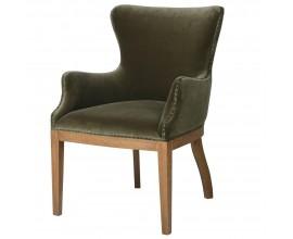Luxusná jedálenská stolička Paisley 93cm