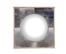 Dizajnové štvorcové nástenné zrkadlo Siles 40cm