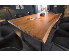 Dizajnový jedálenský stôl Mammut 200cm v industriálnom štýle