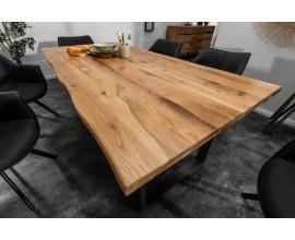 Masívny moderný jedálenský stôl Andala 160cm