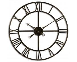 Kovové nástenné hodiny Dorian III 80cm