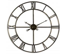 Kovové nástenné hodiny Dorian II 100cm
