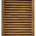 Luxusná masívna koloniálna skriňa Marco Polo Flash z masívneho dreva mindi 200cm