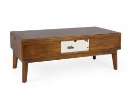 Dizajnový konferenčný stolík NORSE z masívu
