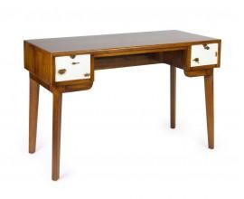 Dizajnový pracovný stôl z masívu NORSE