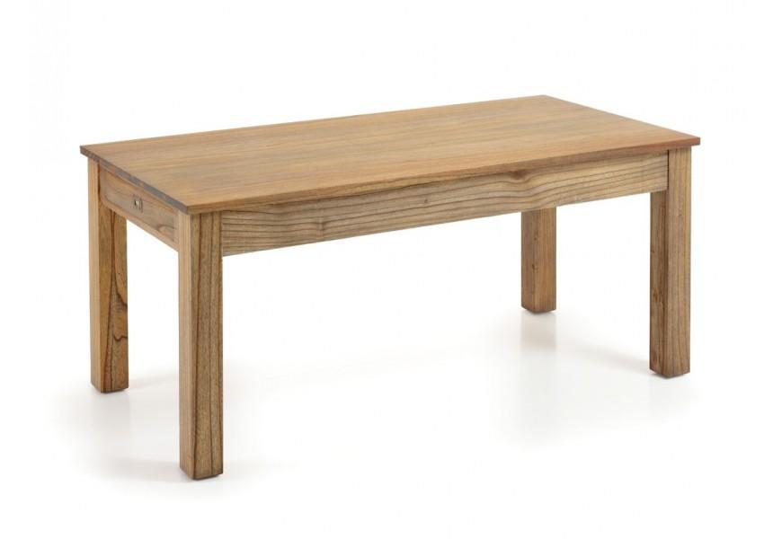 Luxusný jedálenský stôl z masívu rozkladací (roz.280cm) Merapi
