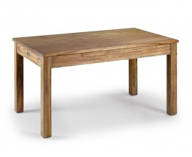 Luxusný jedálenský stôl z masívu Merapi