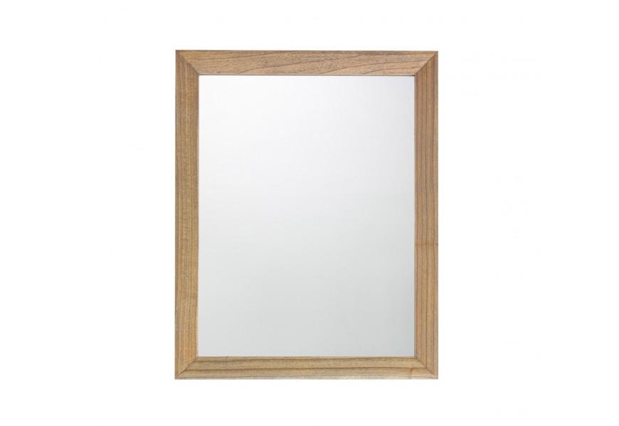 Luxusné štýlové zrkadlo Merapi 100x80cm