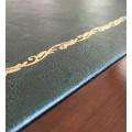Rustikálny luxusný písací stôl M-VINTAGE z masívu so zásuvkami 160cm