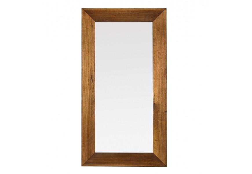 Luxusné masívne zrkadlo obdĺžnik Star 150x80cm