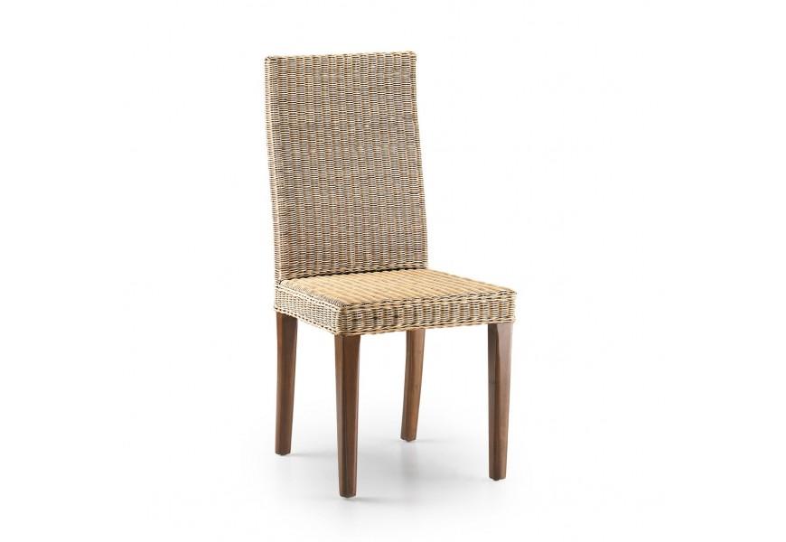 Štýlová stolička Monica  RATTAN