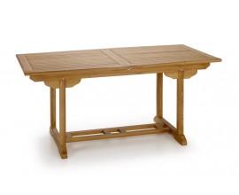 Rozkladací záhradný stôl obdĺžnikový (roz.220cm) JARDIN