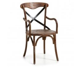 Štýlová stolička CHICAGO CRUZ TONET s opierkami