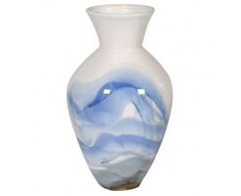 Dizajnová maľovaná váza Blair 44cm