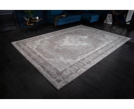 Orientálny luxusný koberec Caubbar I v sivom vintage odtieni 350cm