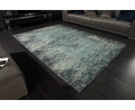 Orientálny obdĺžnikový koberec Adassil s modrým vzorom 240cm