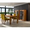 Luxusný jedálenský stôl Véneto z masívneho dreva 140-200cm