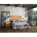 Luxusný masívny nočný stolík Véneto s dvomi zásuvkami 58cm