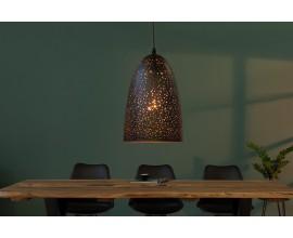 Moderná závesná lampa Night Sky v čiernej farbe 36cm