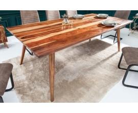 Štýlový stôl z masívu Chess 160cm
