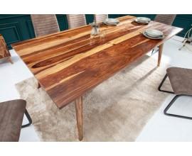 Štýlový masívny stôl Chess 200cm