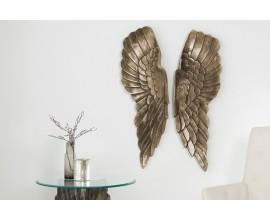 Luxusná dekorácia Anjelské krídla 65cm