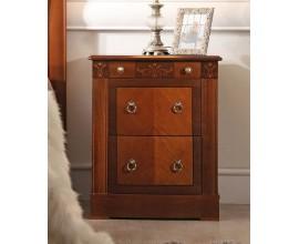 Luxusný rustikálny nočný stolík CASTILLA 51cm