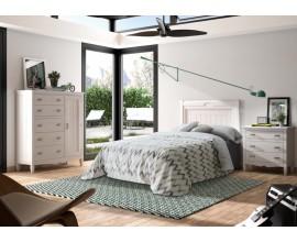 Luxusná a nadčasová zostava nábytku Amberes do mládežníckej izby z masívneho dreva vo voliteľnej farebnosti