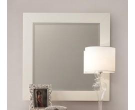 Štýlové masívne zrkadlo TIRA 90cm