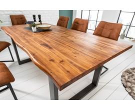 Štýlový moderný jedálenský stôl z masívu Forest 180cm
