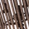 Štýlový kovový luster GEM
